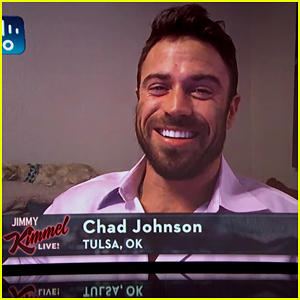 The Bachelorette's Chad Clears The Air On 'Jimmy Kimmel'!