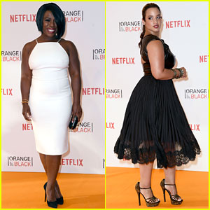 Uzo Aduba Will Present at the Tony Awards This Weekend!