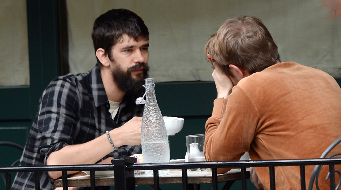 Ben Whishaw Brunches With Husband Mark Bradshaw | Ben ...