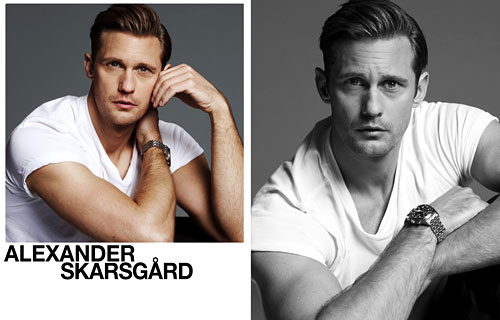 Alexander Skarsgard Is Hot & Steamy for JJ Portrait Session (Exclusive Photos)