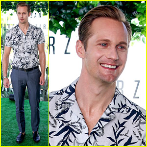 Alexander Skarsgard's 'Tarzan' Breaks $100 Million at Box Office!