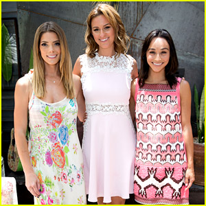 Ashley Greene Hosts #Empoweress Lunch with Cara Santana & BFF Rhiannon Rae Ellis