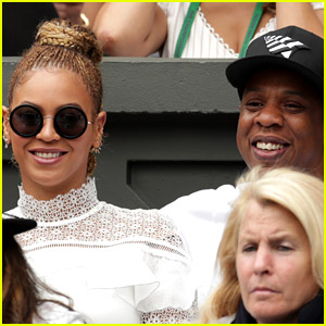 Beyonce Had a Delayed Reaction to Serena Williams' Wimbledon Win (Video)
