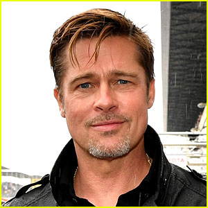 Brad Pitt Sports an Arm Bandage While Shopping with Maddox: Photo ...