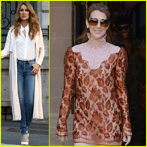 Celine Dion Opens Up About New Style Thanks to Law Roach