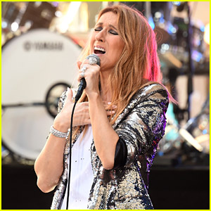 Celine Dion Sings 'Over the Rainbow' for 'Today Show' Concert (Video)