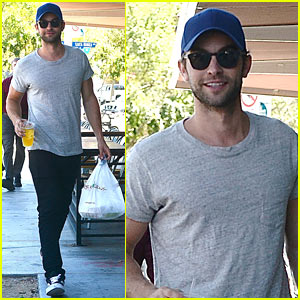 Chace Crawford Talks Golf With Tony Romo & 'His Boy' Jordan Spieth