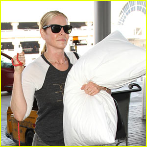 Chelsea Handler & Her Dog Head to Europe!