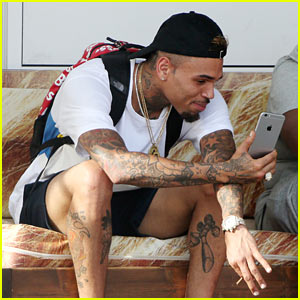 chris brown drops new music video for leave broke chris brown