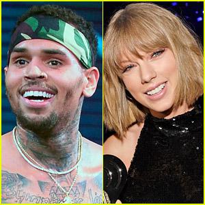 Chris Brown to Taylor Swift: Make Music & Shut Up