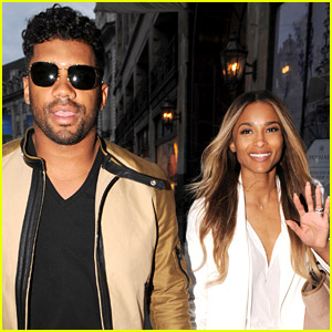 Ciara & Russell Wilson Joke About Having Sex After Wedding