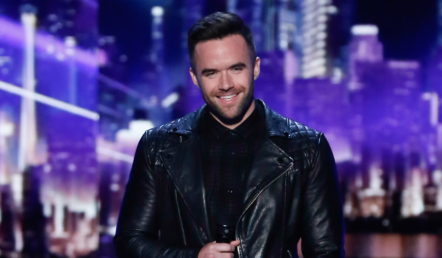 Brian Justin Crum Wows with'Creep' Performance on'America's Got Talent' (Video) BlogParser