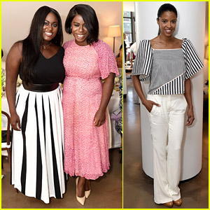 Danielle Brooks Performed at Christian Siriano's Wedding! (Video)