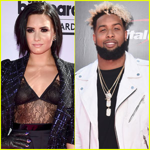 Demi Lovato's Relationship With Odell Beckham Jr. Isn't Serious