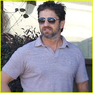 Gerard Butler Shares Throwback Video with Bradley Cooper at Last Year's Wimbledon!