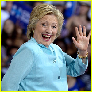 Hillary Clinton Gets Democratic Nomination, Celebs React!