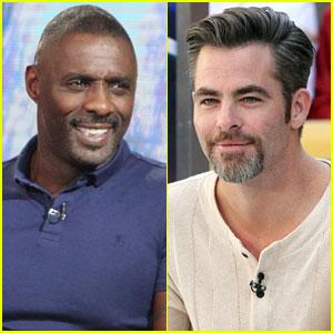 Idris Elba Sets Record Straight on 'James Bond' Rumors