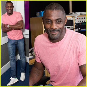 Idris Elba Reacts to Emmy Nomination: 'I Am Floored'