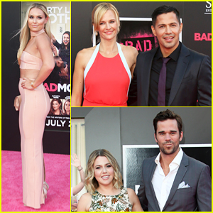 Jay Hernandez & David Walton Bring Out The Stars For 'Bad Moms' Premiere!