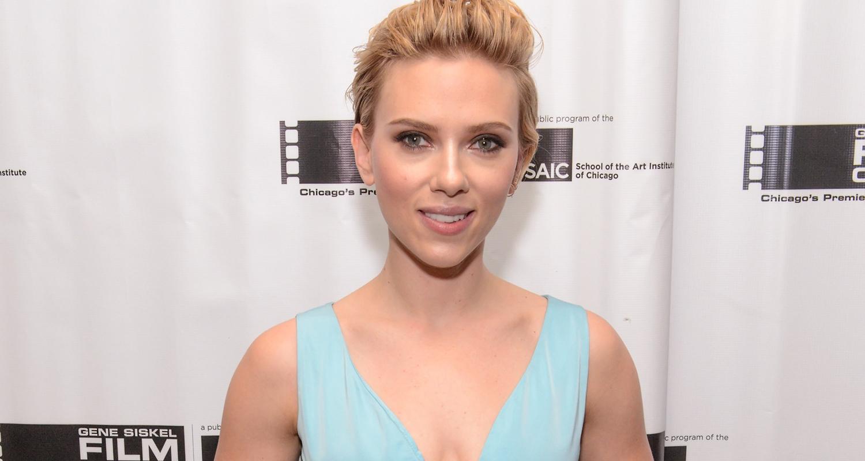 Scarlett Johansson Say... Scarlett Johansson