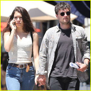 Josh Hutcherson & Claudia Traisac Are Still Going Strong!