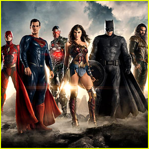 'Justice League' First Look Debuts During Comic-Con 2016 - Watch Now!
