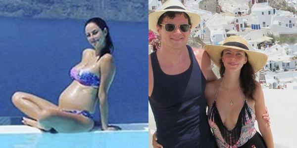 Pregnant Kaya Scodelario Goes On Babymoon With Husband