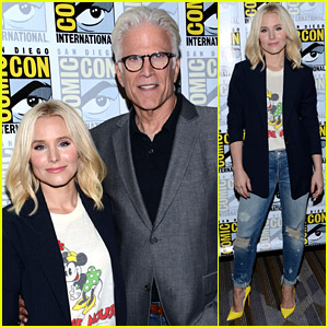 Kristen Bell Can't Imagine Dressing Up at Comic-Con