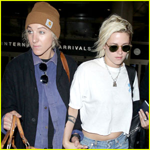 dating history kristen stewart Stella maxwell and kristen stewart appear to have confirmed their relationship status - with a smooch in the back of a car the pair have.