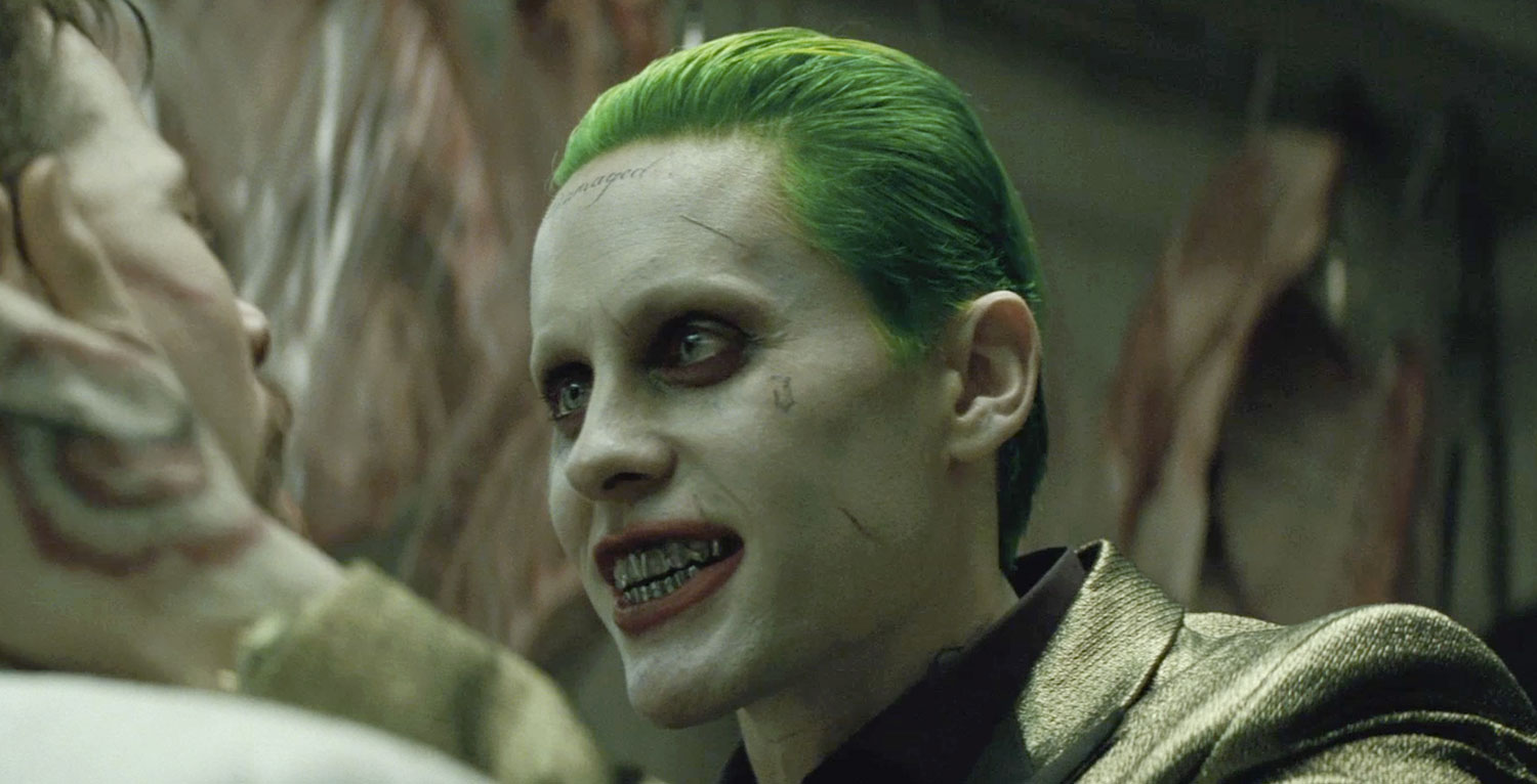 Jared Leto Reveals How He Perfected The Joker's Laugh - ALS Ice Bucket ... Jared Leto