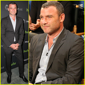 Liev Schreiber Reunites With 'Ray Donovan' Cast At Paley Center!
