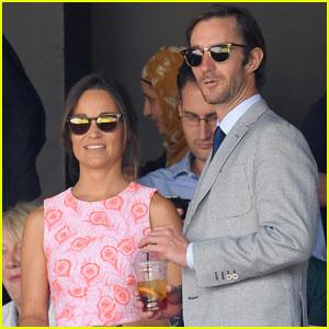 Pippa Middleton Is Engaged to James Matthews!