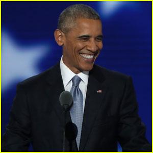 President Obama Praises