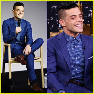 Rami Malek Says No One Can Pronounce His Name Right!