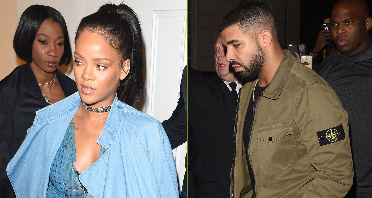 rihanna and drake dating 2016 olympics