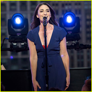 Sara Bareilles Performs Orlando Tribute on Macy's 4th of July Special (Video)
