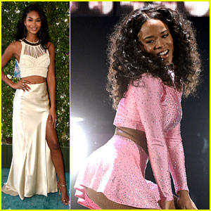 Serayah & Chanel Iman Both Slay at Teen Choice Awards 2016