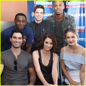 Melissa Benoist & 'Supergirl' Cast Talk Moving Networks at Comic-Con