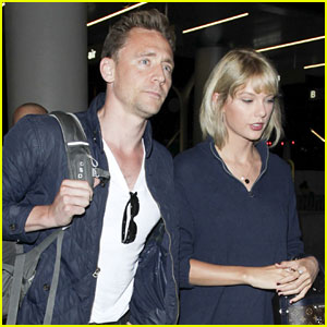 Tom Hiddleston Confirms Taylor Swift Relationship Is Not a Publicity Stunt: 'We're Very Happy'