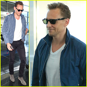 Tom Hiddleston Wins 'Rear of the Year' Title for Steamy 'Night Manager' Scene!