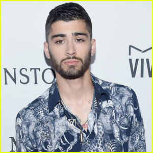 Zayn Malik Says Aliens Made Him Quit One Direction