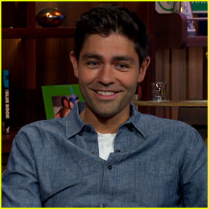 Adrian Grenier Reacts to Stories About His Big Manhood