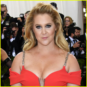 Amy Schumer Serves as Bridesmaid in Friends' Wedding