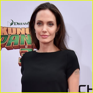 Angelina Jolie Will Not Be Teaching at Georgetown.... : Just Jared ...  Angelina Jolie