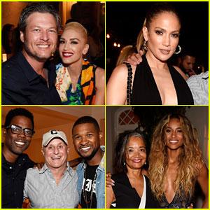 Gwen Stefani, Blake Shelton, Jennifer Lopez & More Step Out for Apollo in the Hamptons Benefit!