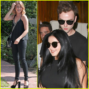 Ariel Winter Steps Out With Rumored Boyfriend Sterling Beaumon