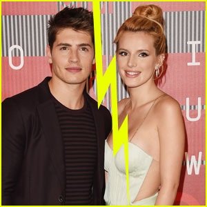 Bella Thorne & Gregg Sulkin Split After Over a Year of Dating