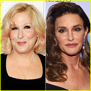 Bette Midler Apologizes for Insensitive Caitlyn Jenner Joke