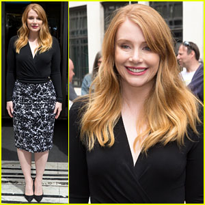 Bryce Dallas Howard Said She Earned Major Cool Points with Her Kids for 'Pete's Dragon'