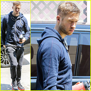 Calvin Harris is Enjoying Single Life As He Parties in LA & Vegas!